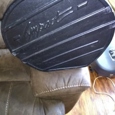 IMPACT Hard Shell Drum case Black Hd Plastic