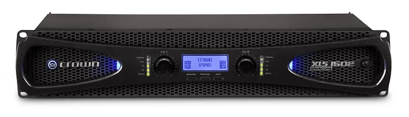 Crown CLS 1502 Two-Channel Power Amplifier | Reverb