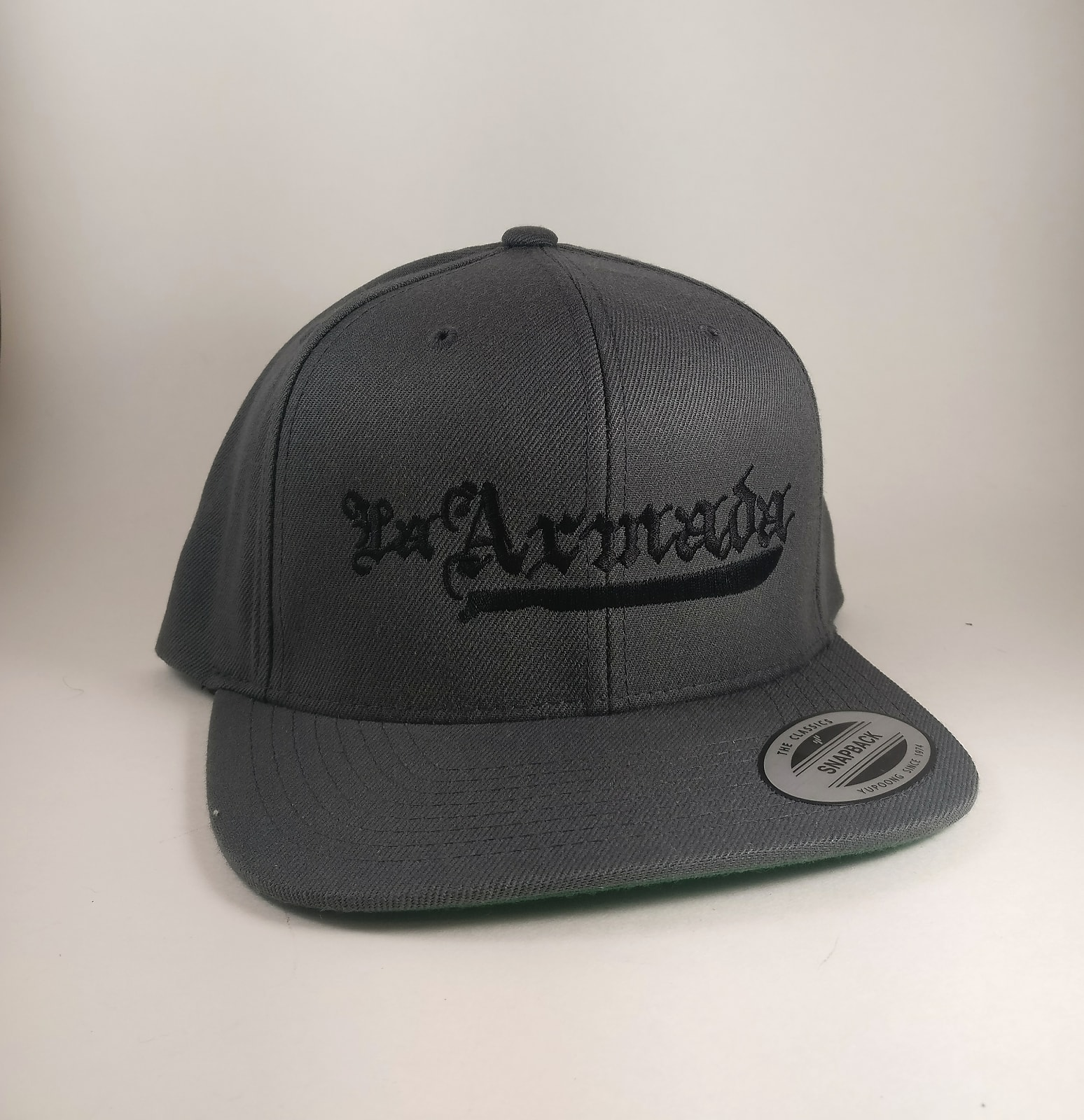 La Armada Adjustable Hat (Grey)
