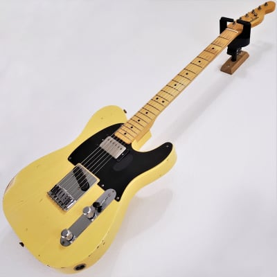 2006 Fender Custom Shop 1951 Nocaster Relic Blonde Telecaster 51 American USA Electric Guitar for sale