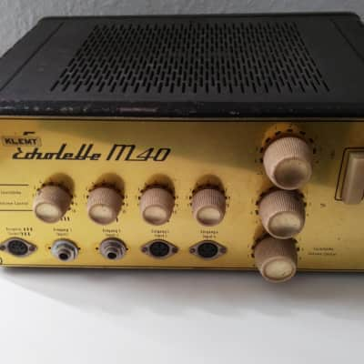 Klemt Echolette M40 60's for sale