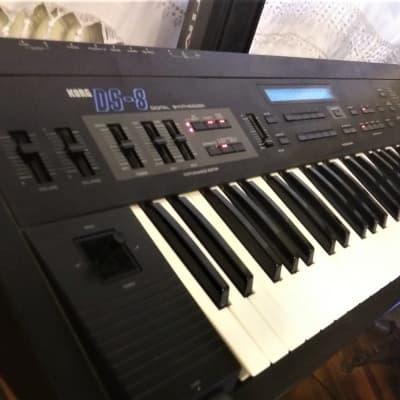 Korg DS-8 synth 61-keys - new battery