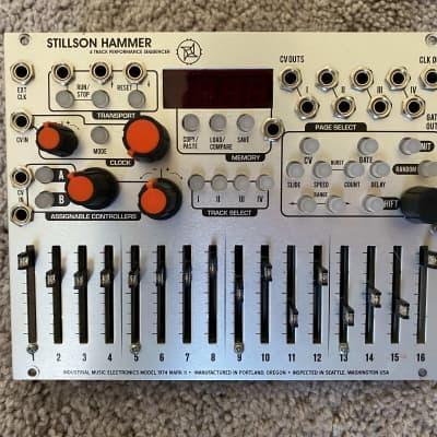 Industrial Music Electronics (AKA Harvestman) Stillson Hammer MKII