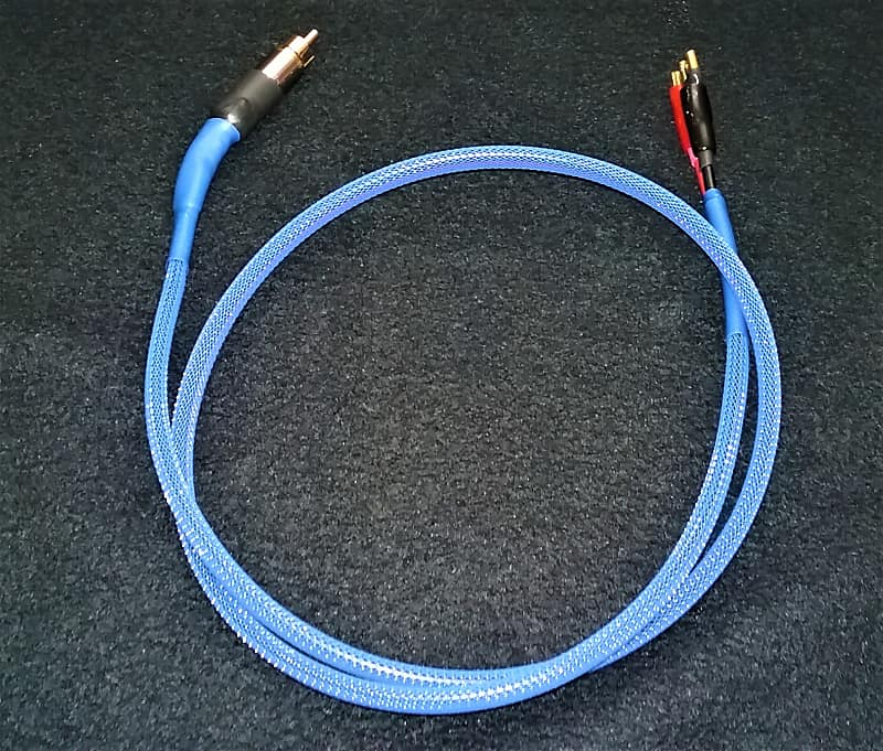 EarCandy RCA combo amp speaker wire harness for vintage amps ... on