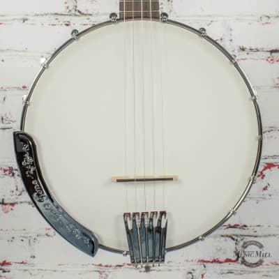 Gold Tone CC-50TR Cripple Creek Traveller Banjo Vintage Brown x1606 for sale