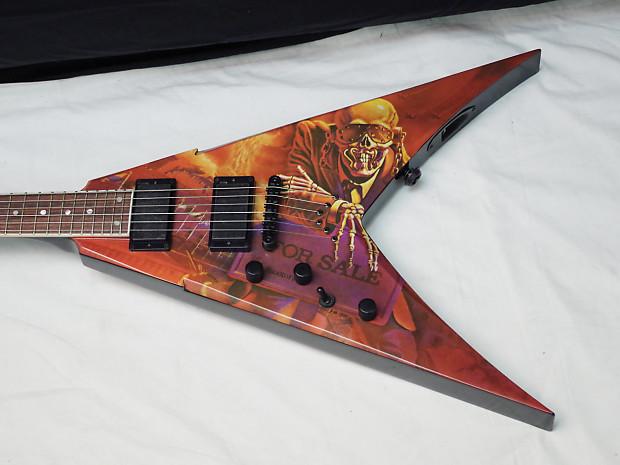 Dean Dave Mustaine : dean dave mustaine vmnt v lefty electric guitar peace sells reverb ~ Russianpoet.info Haus und Dekorationen