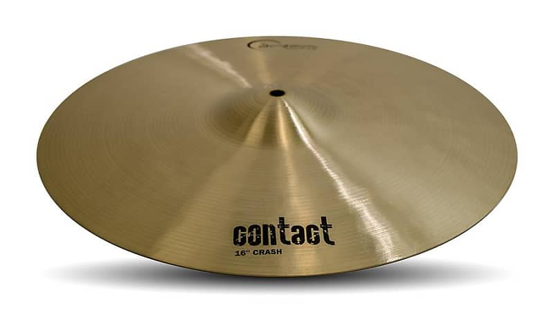 dream cymbals c cr16 16 contact series crash cymbal reverb. Black Bedroom Furniture Sets. Home Design Ideas