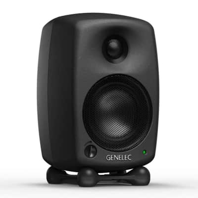 "Genelec 8020C 4"" Powered Nearfield Studio Monitor (Single)"