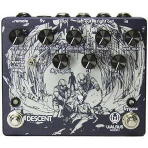 Walrus Audio Descent Three-mode Reverb Pedal