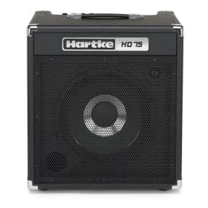 """Hartke HD75 75w 1x12"""" Bass Combo"""