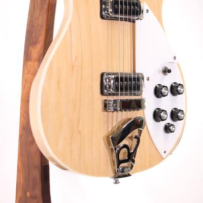 Rickenbacker 620 Mapleglo Electric Guitar (2012)