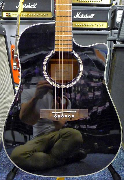 takamine eg531sc g series acoustic electric guitar black reverb. Black Bedroom Furniture Sets. Home Design Ideas