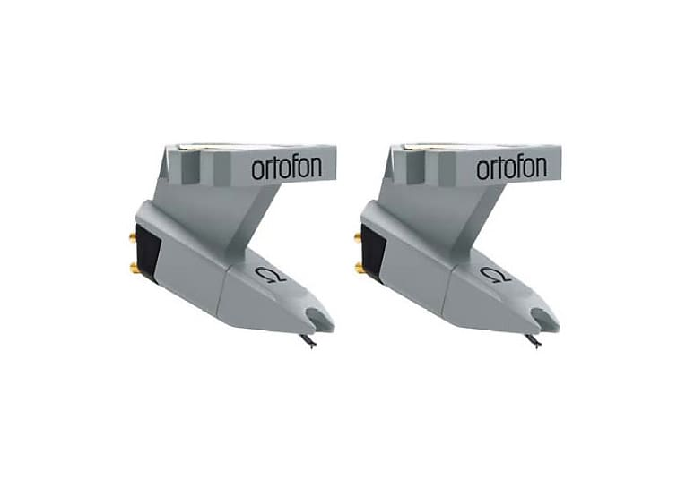 Omega Authorized Dealer >> Ortofon Omega Twin Turntable Cartridge Set Phono Authorized Dealer