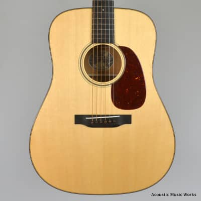 Collings D1 Traditional, Sitka Spruce, Mahogany Dreadnought