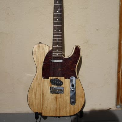 2014 Brown Bear Telecaster for sale