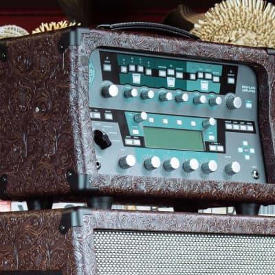 Zilla Kemper Profiler amp shell - Tan Western for sale