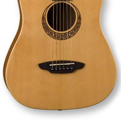 Luna Safari Series - Muse Spruce Top 6 String Acoustic Guitar for sale