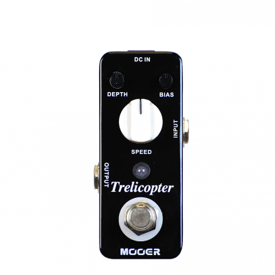 Mooer Audio Trelicopter Tremolo