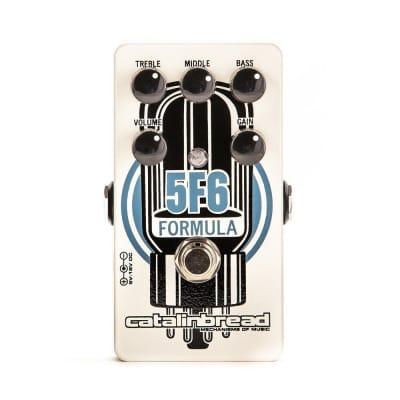 Catalinbread Formula 5F6 Tweed Bassman Amp Guitar Effects Pedal