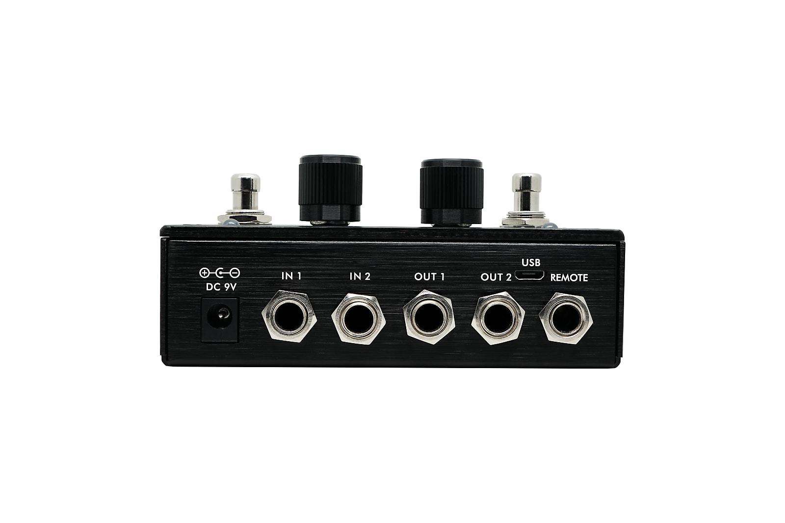 Pigtronix SPL2 Infinity 2 Dual Stereo Looper Pedal