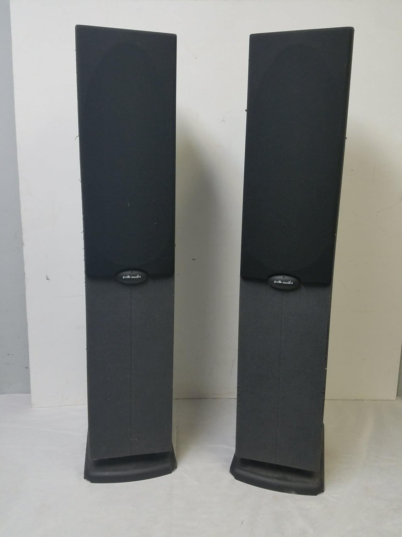 Polk Audio RT800 Floor-Standing Tower Speakers (Pair) | Reverb