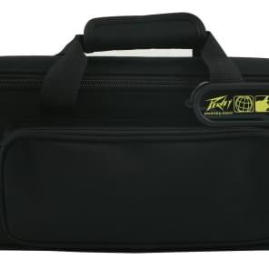 Peavey PV03011860 Six Space Microphone Bag with Accessory Pouch