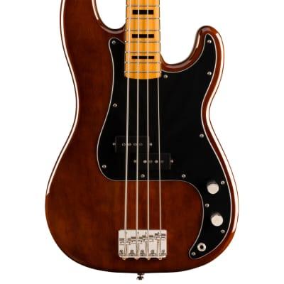 NEW Squier Classic Vibe '70s Precision Bass - Walnut (120)