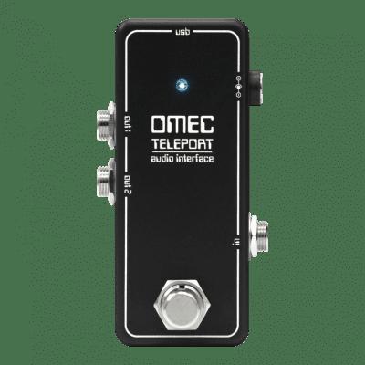 Orange OMEC Teleport Guitar Pedal Audio Interface iOS MAC WIN ANDROID - Ships FREE U.S.