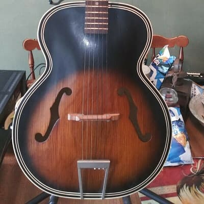 Harmony H1215 vintage guitar for sale