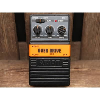 Arion SOD-1 Over Drive (s/n 231839 made in Japan) for sale