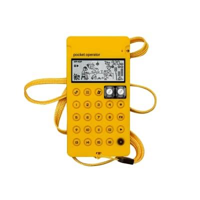Teenage Engineering CA-X Pocket Operator Pro Silicone Case Yellow