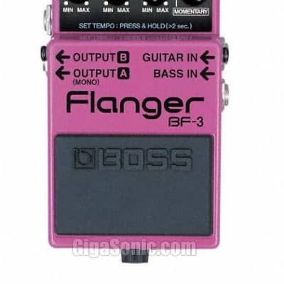 Boss BF-3 Flanger Pedal for sale