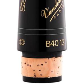 Vandoren CM4078 B40 Bb Clarinet Mouthpiece
