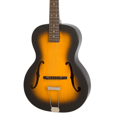 Epiphone Masterbilt Century Collection Olympic Archtop Acoustic Electric Guitar Violin Burst for sale