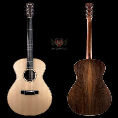 Bedell Bahia Orchestra Sitka Spruce & Brazilian Rosewood - Natural (017) for sale