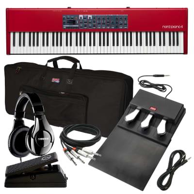 Nord Piano 4 Stage Piano - Bonus Pak