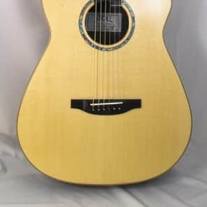 Stoll Ambition Fingerstyle 12 Bund, Cutaway, 47 mm, Engelmann / Palisander for sale