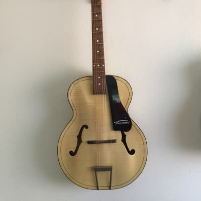 Harmony Archtone H1214 Blonde, 1954? for sale