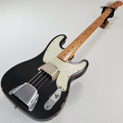 1968 Fender Telecaster Bass P-Bass Vintage Precision Electric Bass Guitar for sale