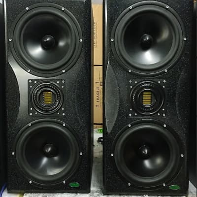 Unity Audio - Boulder MK-II  3 way active studio monitor. Refurbished ex-demo models