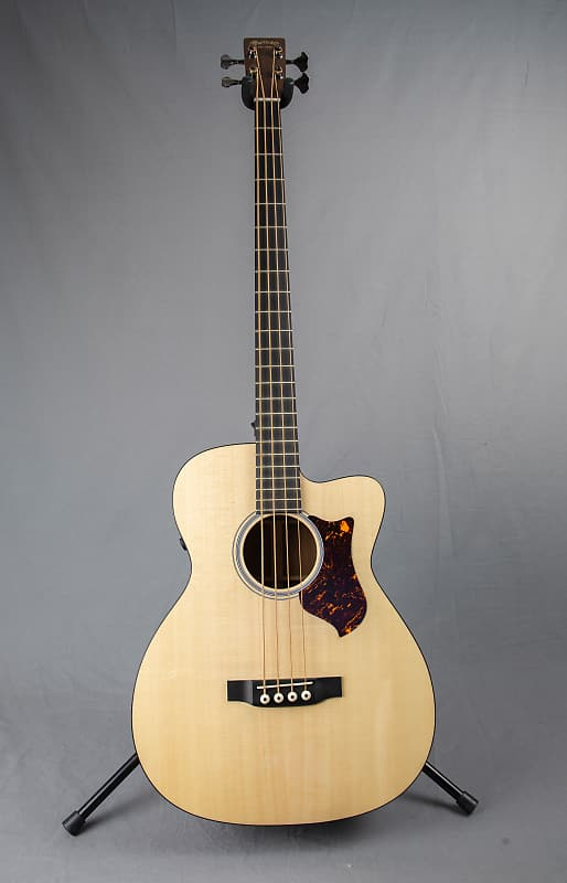 0f8252adf1c Martin BCPA4 Performing Artist Acoustic Bass Natural 2013 | Reverb