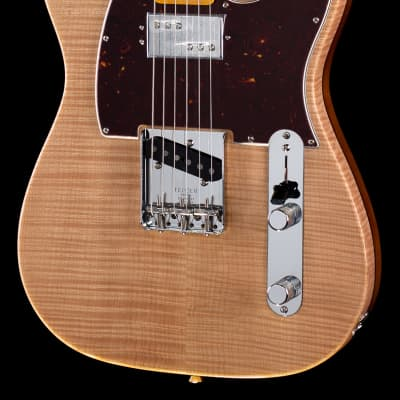 Fender Rarities Flame Maple Top Chambered Telecaster (638)