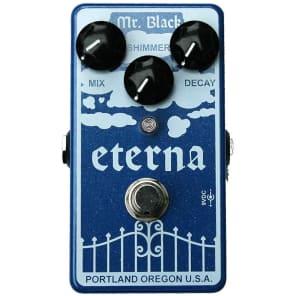 Mr. Black Eterna Reverb Pedal