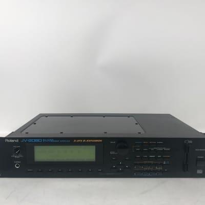 Roland JV-2080 64 Voice Synthesizer Rack Mount Expandable MIDI Module