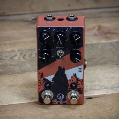 Open Box Walrus Audio Monument V2 Tremolo Guitar Effects Pedal