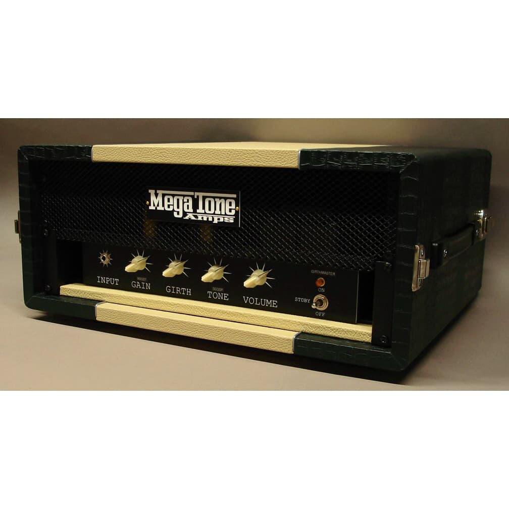 megatone amps girth master green gator guitar amp head reverb. Black Bedroom Furniture Sets. Home Design Ideas