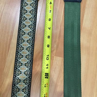 2 x Souldier  Guitar Straps! (USED)