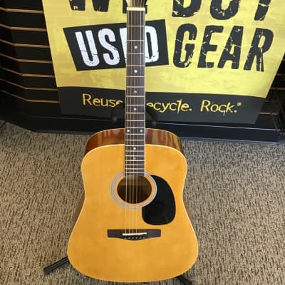 Samick GD50PK Natural Acoustic for sale