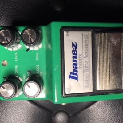 Ibanez TS9DX Turbo Tube Screamer  Jason Mozersky Ben Harper for sale