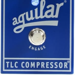 Aguilar TLC Bass Compressor Pedal for sale